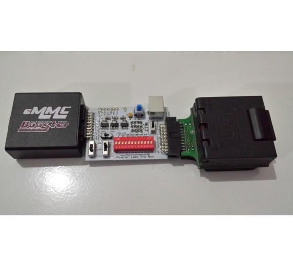 Jual Adapter khusus Emmc Pro Box Direct ISP PULLUP USB VCC