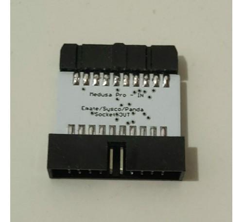 Jual Adapter Converter Medusa Octoplus Pro Box to Emate Panda Sysco Socket EMMC