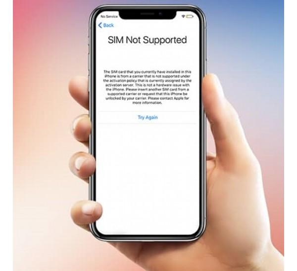 Unlock SIM iPhone USA Sprint 8/8p/X/XS (Clean / Unpaid Bills